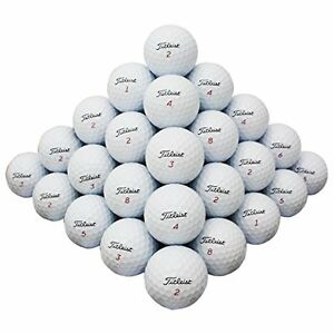 120 - 10 Dozen Titleist Assorted Mint AAAAA Quality Recycled Used Golf Balls