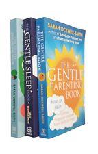 The Gentle Parenting 3 Book Pack Sleep Discipline Advice Sarah Ockwell-Smith New