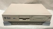 Sun UltraSPARC 5 Workstation / 360MHz / 128MB Memory / 8GB HDD / CD-Rom Ultra 5