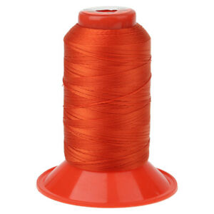 1 Roll Extra Strong Bonded Nylon Upholstery Thread Sewing Spool 500 Meters