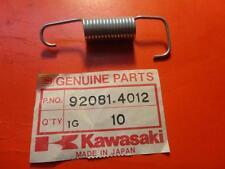 NOS NEW OEM FACTORY KAWASAKI 1981 KX250 KX420 RETURN SPRING 92081-4012