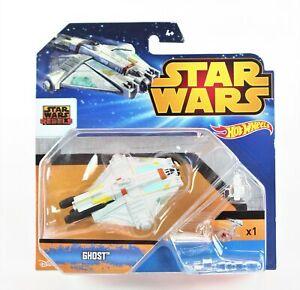 Star Wars The Rebels Ghost diecast spaceship toy Mattel Hot Wheels CGW62