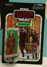 Star Wars Vintage Series The Phantom Menace Naboo Royal Guard Action Figure