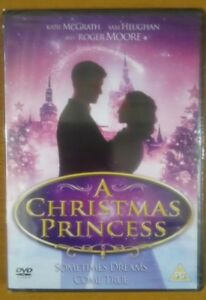 A Christmas Princess (DVD, 2011) NEW Sealed Free Postage Roger Moore UK