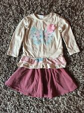 F&F Novelty/Cartoon Outfits & Sets (0-24 Months) for Girls