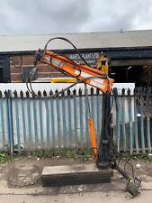 HIAB CRANE 1.2 TON LIFT WITH POWER PACK IDEAL TRAILER OR 3.5 TON TRUCK LOOK