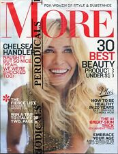 CHELSEA HANDLER [ MORE MAGAZINE ]  MAY 2012 BRAND NEW  SEALED MINT