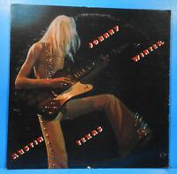 "JOHNNY WINTER AUSTIN, TEXAS LP RE '73 ""PROGRESSIVE BLUES EXPERIMENT"" VG/VG+!!B"