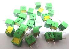 25 Wima FKP2 6800pf 100v 2.5% 5mm polypropylene capacitor
