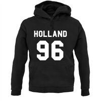 Holland 96 - Hoodie / Hoody - 1996 - Tom - Spider - Hero - Actor - Fan - Merch