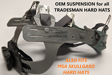 TRADESMAN FORESTER ALUMINUM HARD HAT RATCHET SUSPENSION REPLACEMENT SKULLGARD