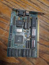 VINTAGE DIAMOND SPEEDSTAR 1M VGA ISA VIDEO CARD TSENG ET4000AX
