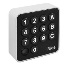 NEW NICE ERA ROLLING CODE WIRELESS KEYPAD  FOR ELECTRIC GATE AUTOMATION
