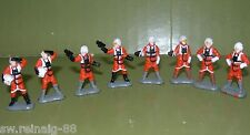 Star Wars Micro Machines Rebel X-Wing PILOT 8 Figures Variation LOT Rogue One