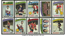 1976-77 Topps Hockey Complete your sets...EX, Mint, NM, Fair