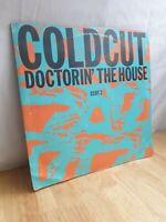 Coldcut Doctorin The House 12 Inch Vinyl Record