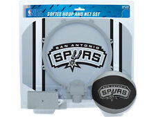 San Antonio Spurs Hoop Set Softee Ball