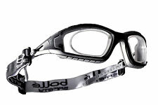 Bollé Tracker II Gafas protectoras para usuarios de gafas+óptica Pza insertada+
