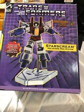 Palisades Transformers Sunstorm Polystone Mini Statue rare