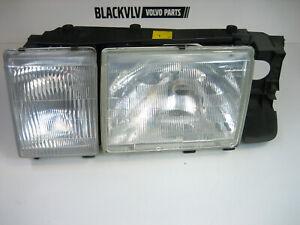 Volvo 740 760 940 960 Left Headlight Foglight OEM Bosch Turbo Very NICE! 1358540