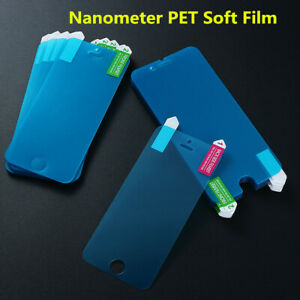 5X Screen Protector For iphone 13 Pro Max 12 11 Screen Guard PET Protective Film