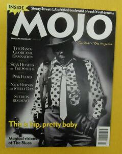 MOJO Magazine #3 John Lee Hooker Jan/Feb 1994 The Band Pink Floyd Nick Hornby +