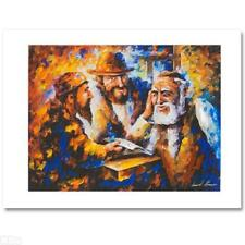 "Leonid Afremov!  ""Letter from Homeland"" Limited Edition on Canvas, W/COA"