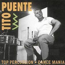 Top Percussion/Dance Mania by Tito Puente (CD, Jun-1993, Bear Family Records (Germany))