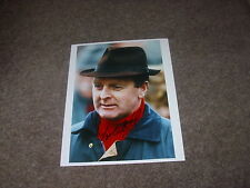 Jonjo O'NEILL Penrith Horse Racing Trainer  17/12/93  Hand SIGNED Press Photo