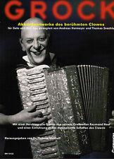Fisarmonica voti: Grock fisarmonica opere del famoso clown-medio pesante