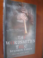 Signed & Dtd Rare (Hardback) First Edition.The Wordsmith's Tale by Stephen Edden