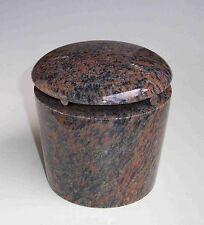 Weihwasserkessel Modern Granit Gneis Weihwasserbehälter Grabschmuck Grabmal