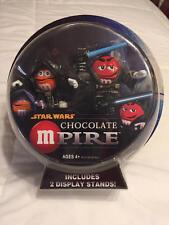 2005 M&M's Star Wars M-Pire EMPEROR PALPATINE & ANAKIN SKYWALKER Figures w/Stand
