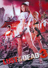 Lust of the Dead 3 (DVD, 2014)