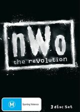 WCW - New World Order (DVD, 2012, 3-Disc Set) - Region 4