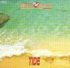 VARIOUS - Tide - 1996 Univers Film ‎CD - Series World Music - WM 009 NE 009