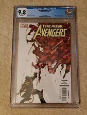 New Avengers 27 CGC 9.8, freshly graded Marvel Comics 1st new Ronin