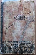 Russian Book Structure Knot Detail Spare Parts Car GAZ 21 Volga Repair Old 1962