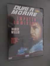 DVD DURI A MORIRE IMPATTO IMMINENTE BRUCE WILLIS FABBRI EDITORI