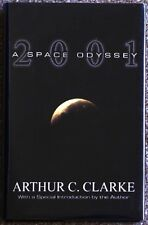 2001:A SPACE ODYSSEY ~ FIRST PRINTING ~ HC ~ RARE COVER!