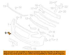 Infiniti NISSAN OEM 2018 Q50 Front Bumper-Tow Eye Cap Cover 622A16HH0A