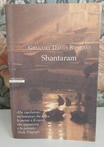 Shantaram romanzo di Gregory David Roberts  Neri Pozza Romanzo