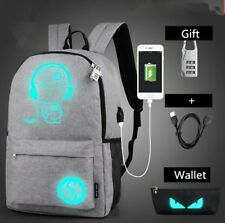 Computer Bag Backpack for Men &women Business Casual School USB Charge