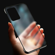 Ultra Thin For Samsung Note 20 Ultra S20 S10 S9 Plus Transparent Hard Case Cover