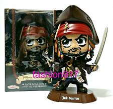 Hot Toys Jack Sparrow Cosbaby combats posent version Pirates des Caraïbes Disney