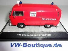 + VOLKSWAGEN VW T2 b Bus Transporter Feuerwehr 1:43 Premium Classixxs 11702 NEU