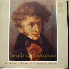 Karajan - Berlioz Symphonie Fantastique LP VG+ ANG 35202 Vinyl Record