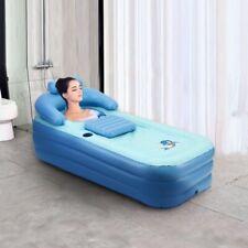SPA aufblasbare Badewanne Faltbar Klappbar Beweglich für Erwachsene Reise 160cm