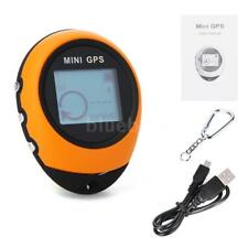 PG03 GPS Receiver Navigation Handheld Location Finder USB Rechargeable E3I7