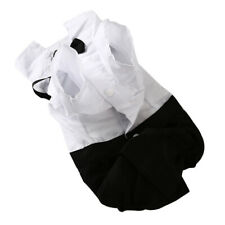 New Pet Business Suit Dogs Clothes Small Dog Party Costume Wedding Pet Clothing